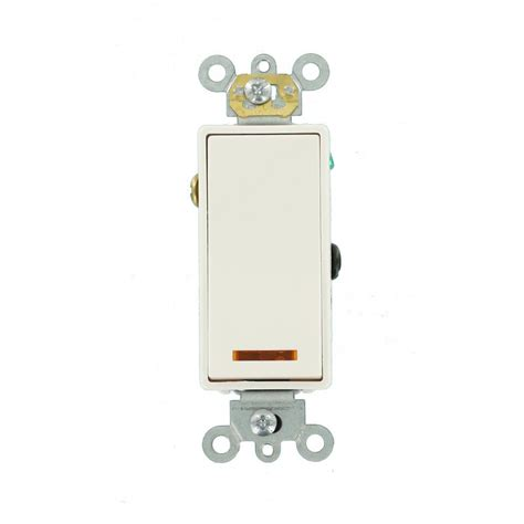 single pole light switch with 3 black wires wiring diagram three way switches pilot light leviton