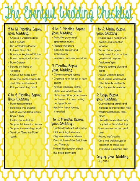 backyard wedding planning checklist eventful moment weddings