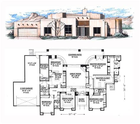 Santa Fe House Plans by 49 Best Images About Santa Fe House Plans On