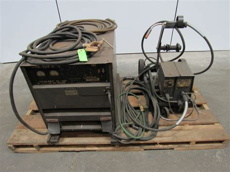 lincoln welding cable lincoln dc600 ln7 idealarc welder controls