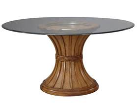 beautiful pedestal table base for glass top homesfeed