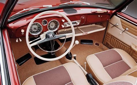 Car Interior Upholstery Prices Buyer S Guide 1958 Volkswagen Karmann Ghia Photo Gallery