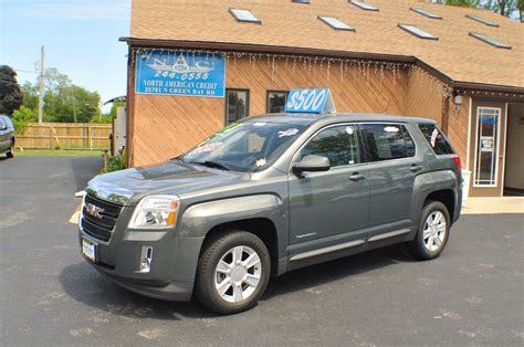 Sle Sales by 2013 Gmc Terrain Sle Gray Used Suv Sale