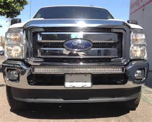 Ford F250 Light Bar Ford F250 F350 Superduty 40 Quot Led Light Brackets 1999 2015