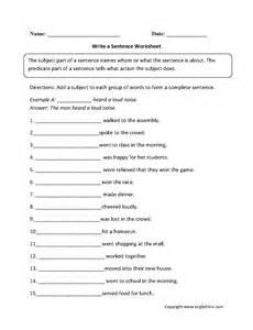 worksheets on sentence structure abitlikethis