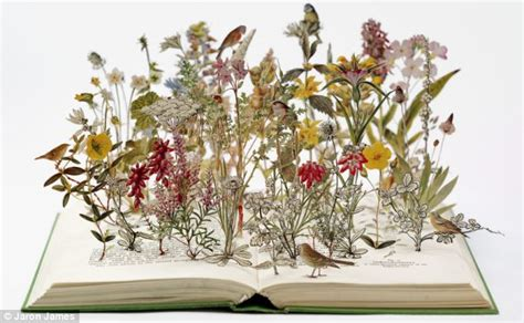 the arrangement a novel books artist su blackwell creates stunning flower arrangements
