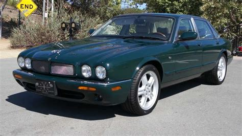 xjr jaguar 1999 1 owner 68k orig miles car guy supercharged x308 xj series youtube