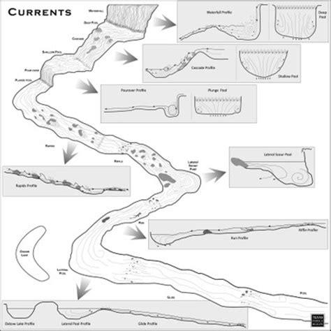 Anatomy Of A Park anatomy of a river currents parks wildlife department