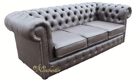 espresso colored leather sofa chesterfield 3 seater espresso brown faux leather sofa offer
