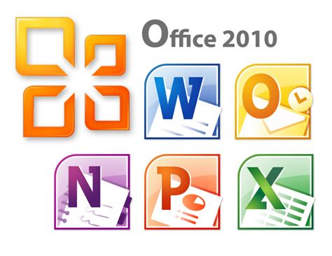 microsoft office 2010 icons office 2010 home and students icons rocketdock com