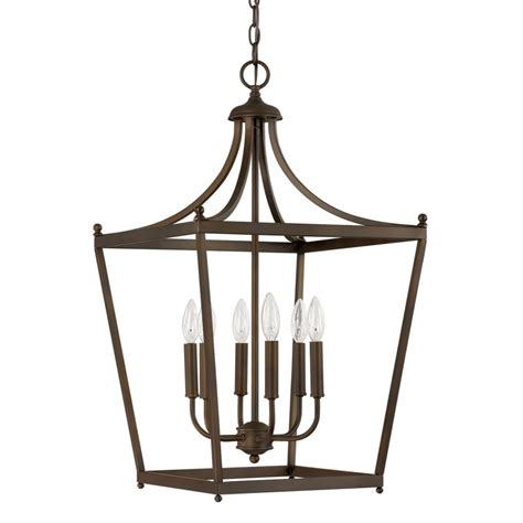 Light Capital by Lightingshowplace 9552bb In Burnished Bronze By