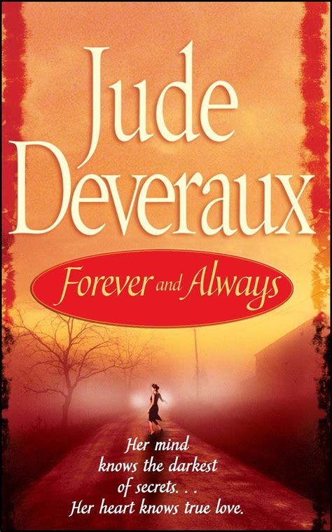 Forever And Always Book By Jude Deveraux Official