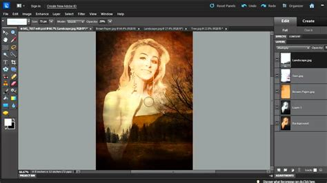 How To Blend Pictures In Photoshop Elements blending modes in photoshop elements 10