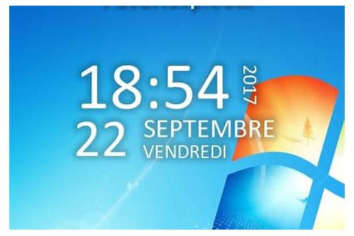 windows 7 rappel gadget telecharger gratuit 2014