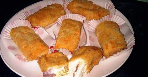 membuat risoles isi mayonaise resep cara membuat risoles mayonaise resep masakan minuman
