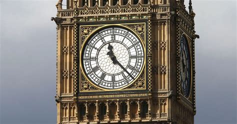Bigben Berryco big ben to chime for the last time for four years next week ahead of major restoration work