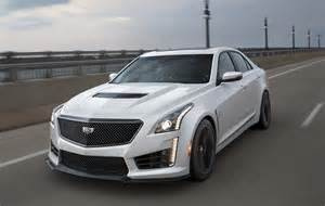 Cadillac Cts 2017 Cadillac Cts V Overview Cargurus