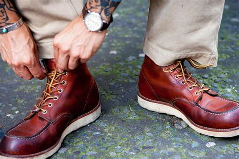 Wing 9105 Toe Copper Worksmith classic wing shoes boots american classics