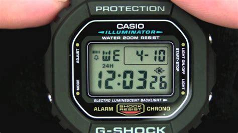G Shock Dw5600 Kws Wr casio g shock dw5600e 1v men s review