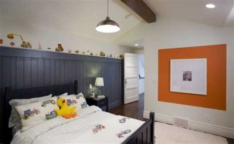 bold orange color accents 25 vibrant and modern interior style ideas