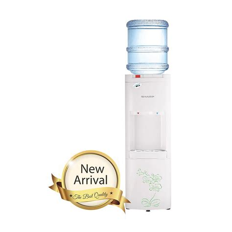 Dispenser Sharp Swd 72eh Wh jual sharp swd t92ed wh top loading white water dispenser harga kualitas terjamin