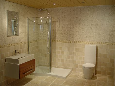 Tiling Bathroom Shower Wall Decor Bathroom Wall Tiles Ideas