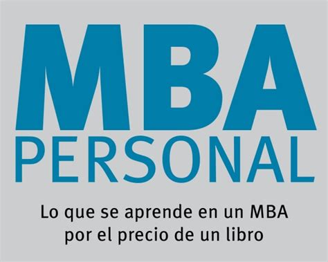 The Un Mba by Mba Personal Jpg