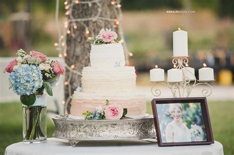 backyard wedding cake ideas anna lee media blog archive november