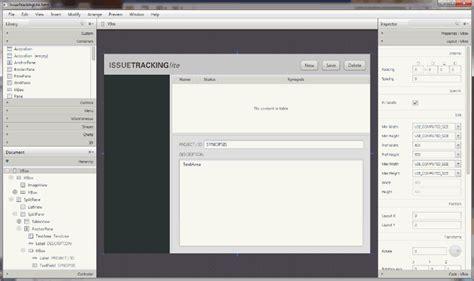 tutorial javafx scene builder 3 open the sle fxml file release 2
