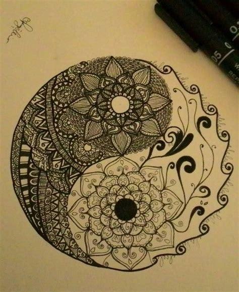 google images yin yang yin yang flower tattoo google search tats pinterest