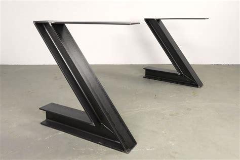tischbeine industrial industrial tischgestell z 178 bestellbar auf ma 223 wohnsektion