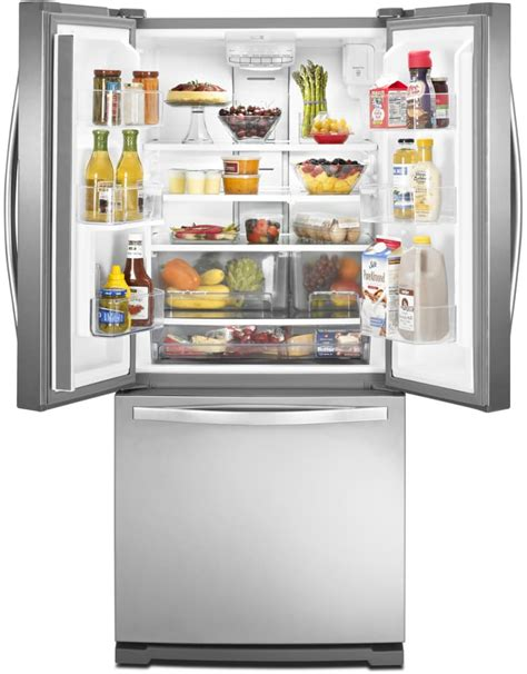 Pantry Temperature by Whirlpool Wrf560smy 30 Inch Door Refrigerator With