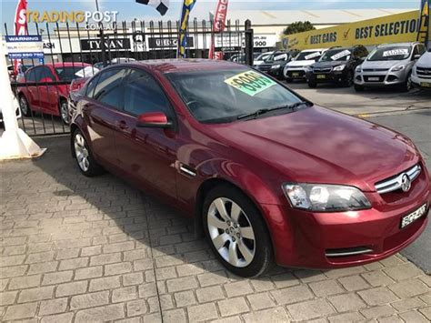 wollongong holden 2007 holden commodore lumina ve sedan for sale in