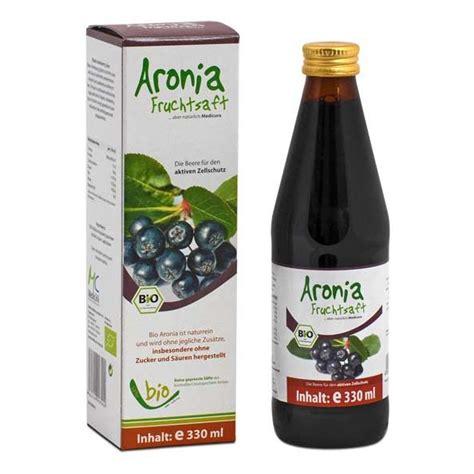 Suplemen Juice medicura aronia fruit juice organic vitamin supplement