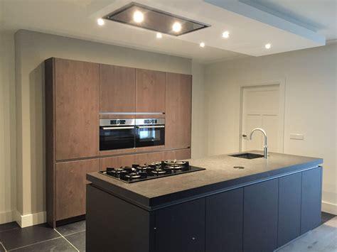 keuken inspiratie kookeiland moderne keuken kookeiland keuken met hout meer