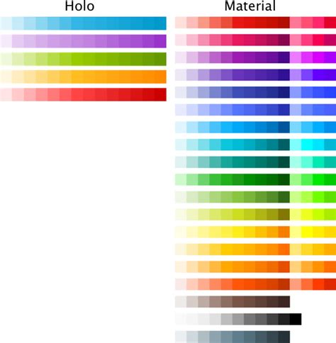 layout xml color material design colors xml