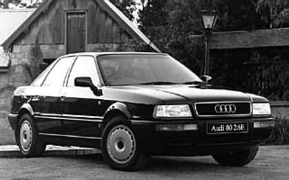 all car manuals free 1991 audi 80 electronic toll collection audi 80 1993 price specs carsguide