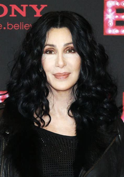 Cher Hairstyles by Cher Medium Curls Cher Looks Stylebistro