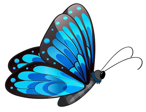 butterfly clip art to color cliparts and others art
