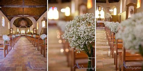 decoration banc eglise ld 233 coration 233 glise gypsophile fleuriste