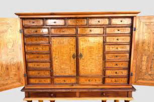 German Cabinet by German Cabinet 17th Century Ref 60383
