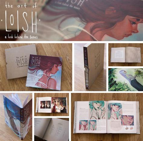 the art of loish artbook the art of loish by loish on