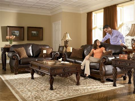 world living rooms leather brown traditional sofa set  world couch living room