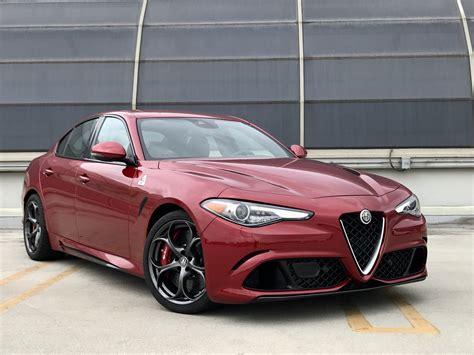 Alfa Romeo Quadrifoglio For Sale by 2017 Alfa Romeo Giulia Quadrifoglio For Sale 70144 Mcg
