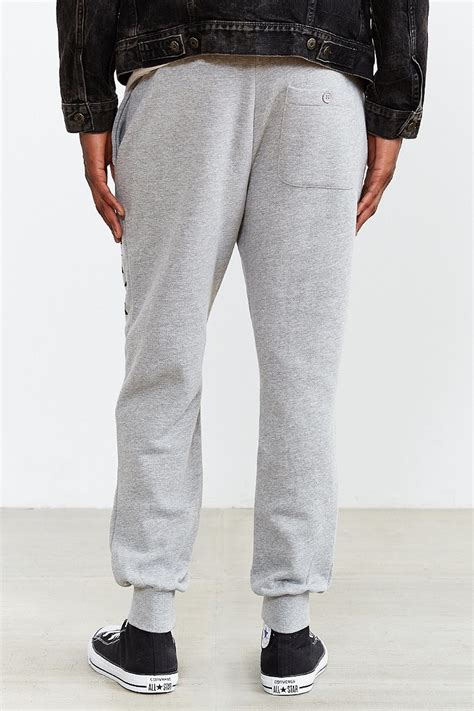 Uniqlo Light Jogger Grey stussy vibe fleece jogger sweatpant in gray for lyst