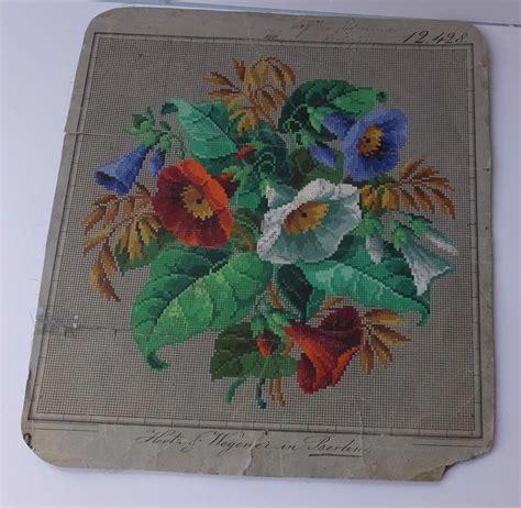 pattern maker jobs berlin antique original hand painted berlin woolwork pattern