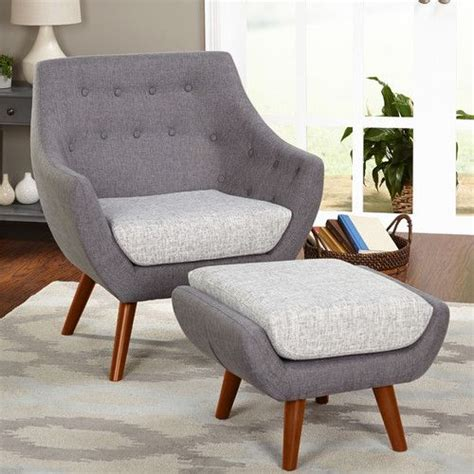 Modern Chair And Ottoman Set by Best 25 Chair And Ottoman Ideas On Chair And