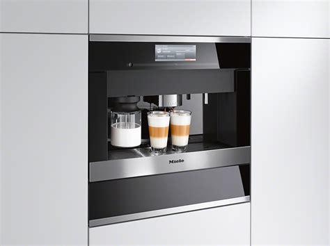 einbau kaffeeautomat miele cva 6800 einbau kaffeevollautomat