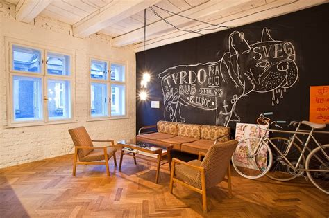 fresh home com old flat converted into highly creative office space in bratislava freshome com