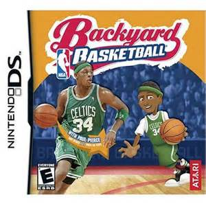 Backyard Sports Ds Backyard Basketball Ds